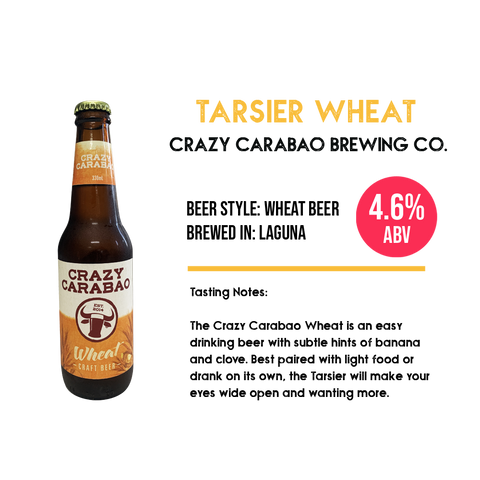Crazy Carabao - Wheat Ale