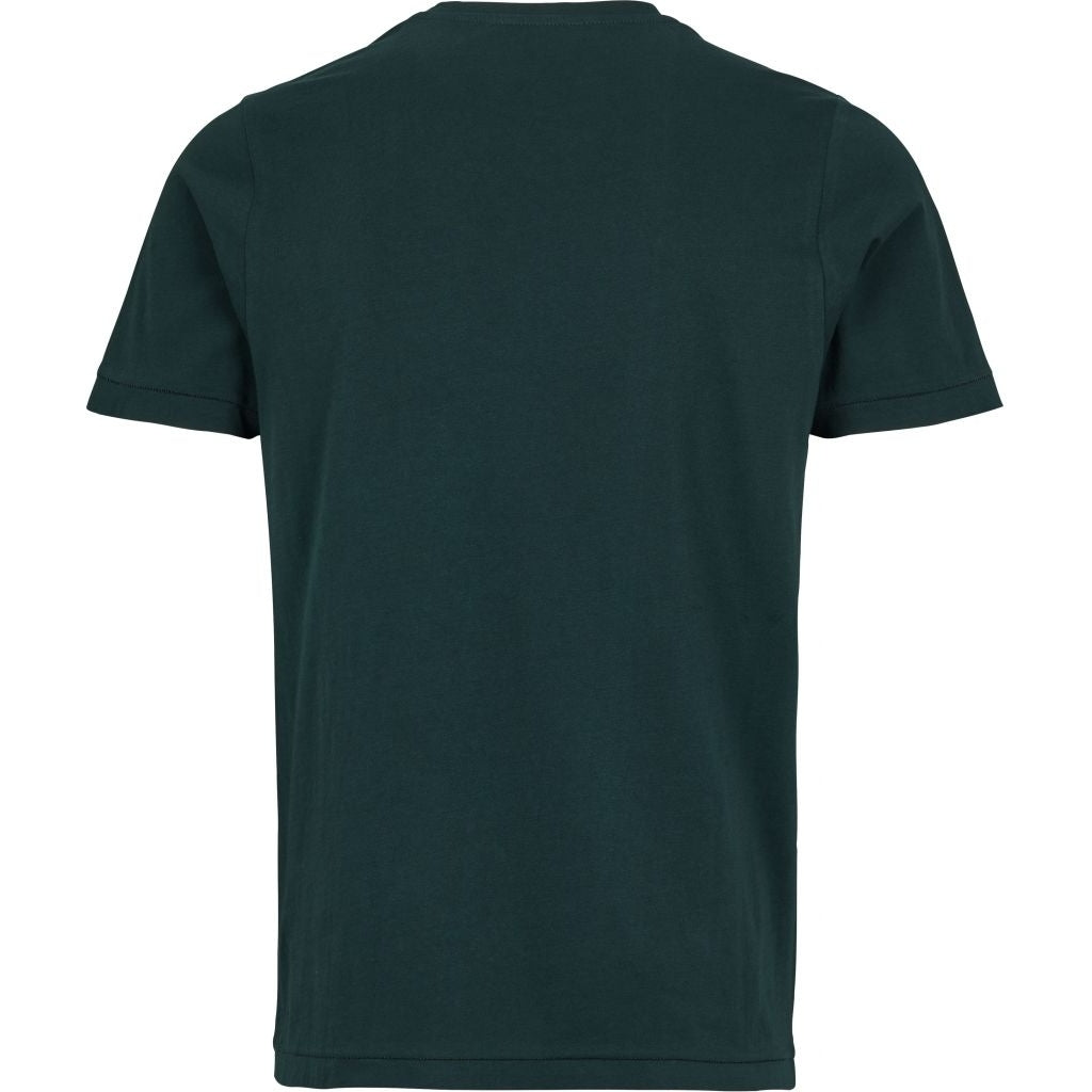 Gustav T-shirt - Dark green