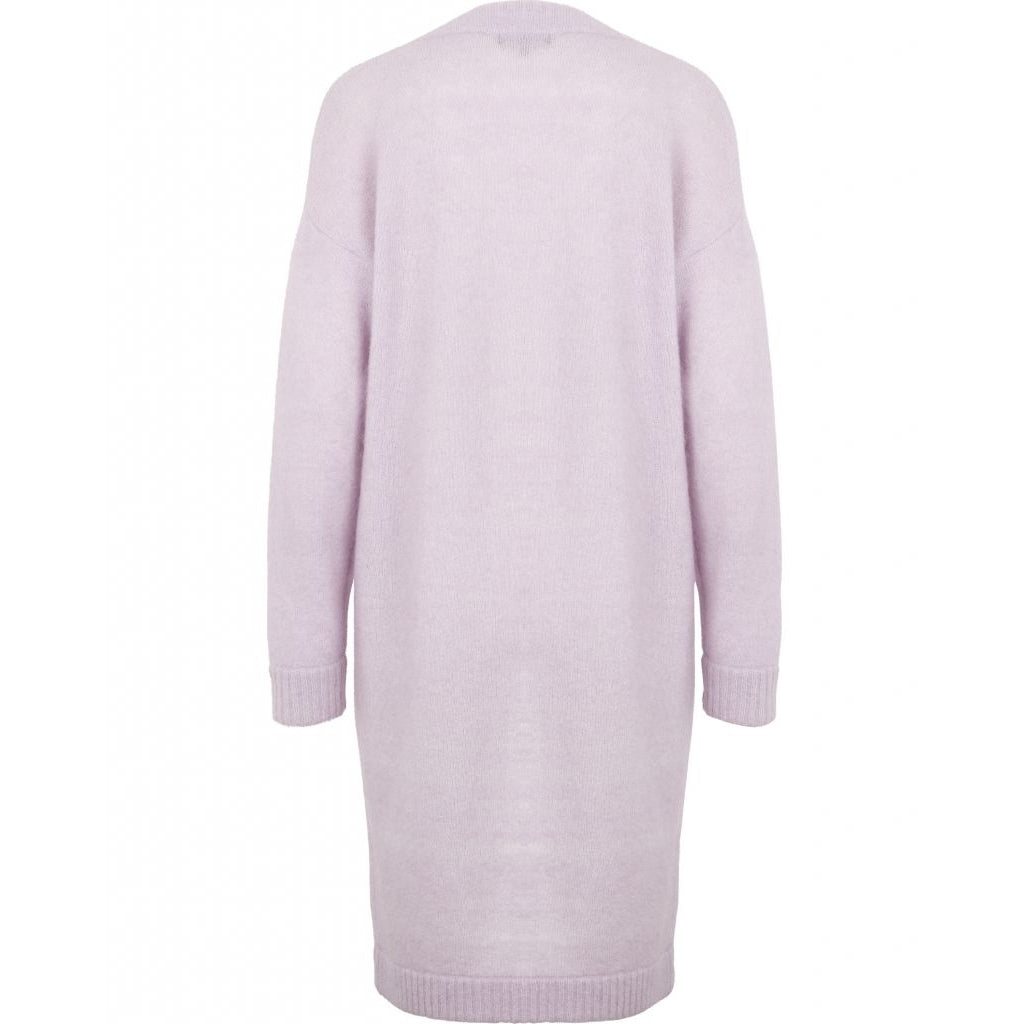 Alma Cardigan - Pale purple
