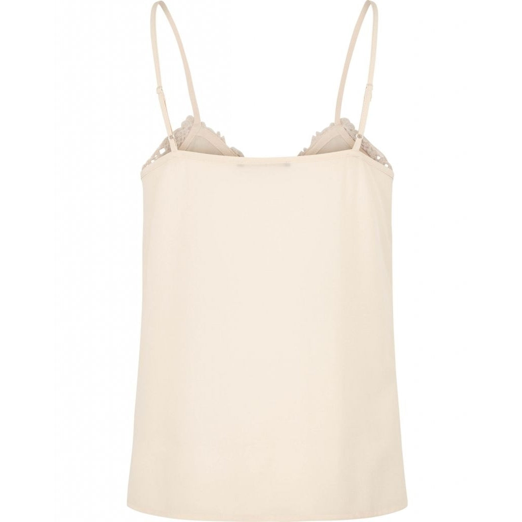 Becca Strap Top - Pale pink