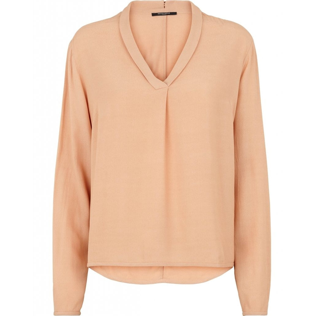 Liva Top - Warm Beige