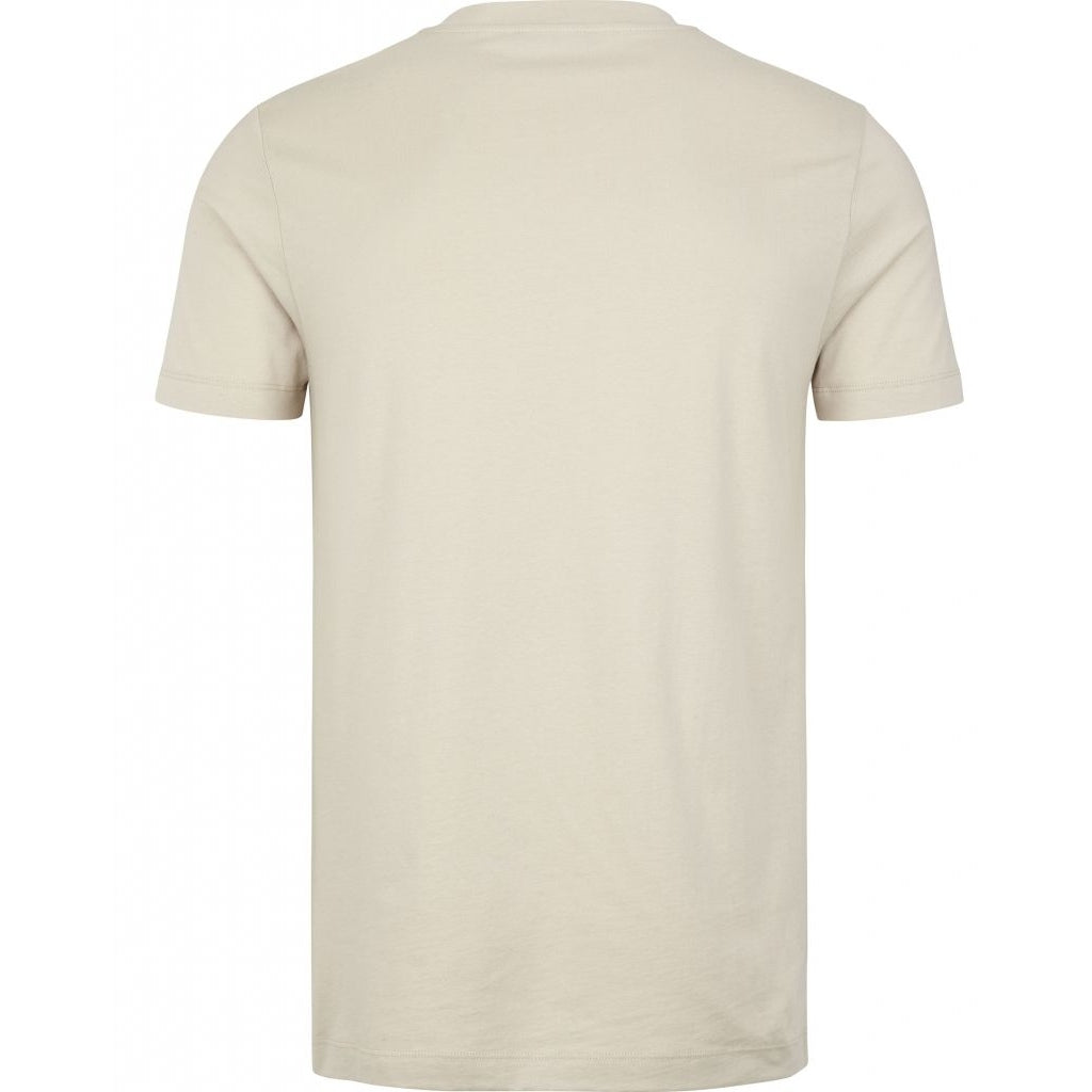 Gustav T-shirt - Sand grey
