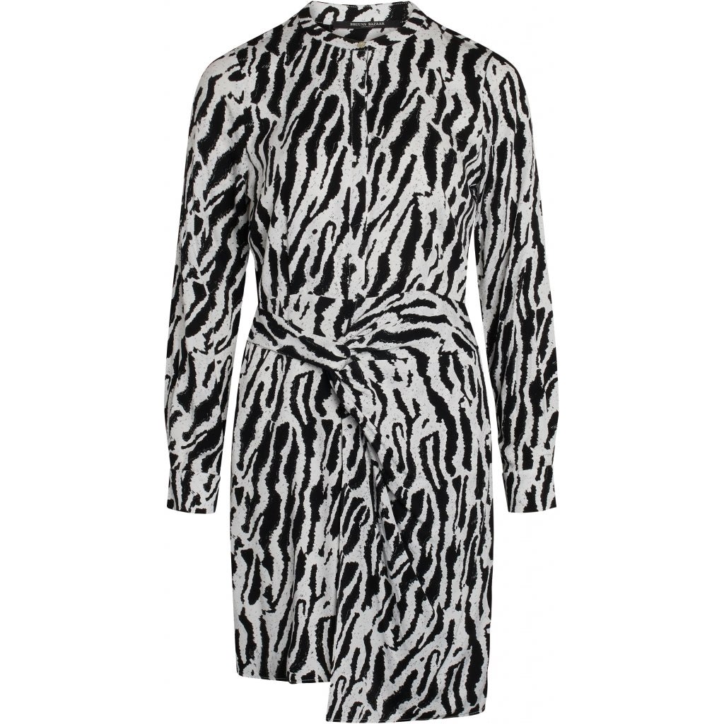 Bruuns Bazaar Women Bell Bina dress Dress Zebra