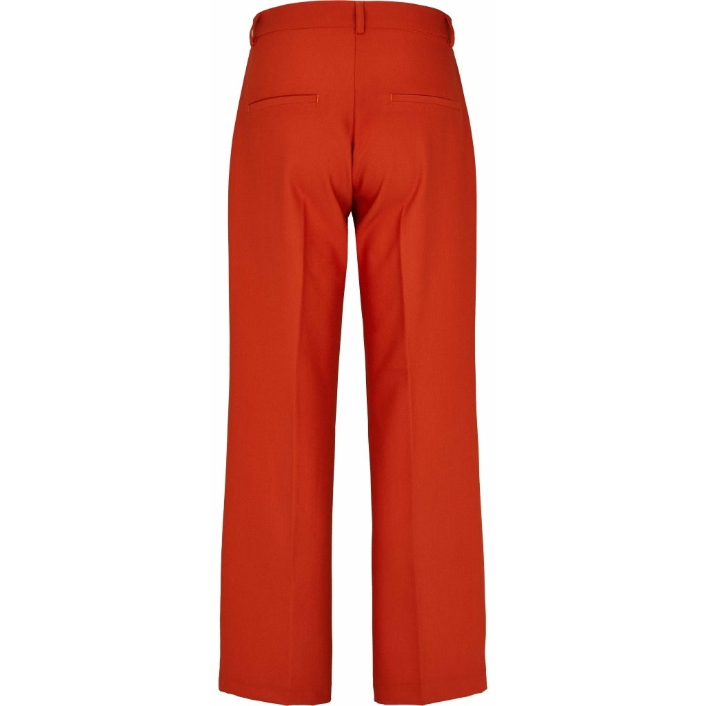 Bruuns Bazaar Women Cindy Manella Pant Pants Brown Rust