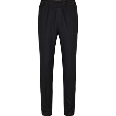 Bruuns Bazaar Men Clement Clark Pant Pants Black