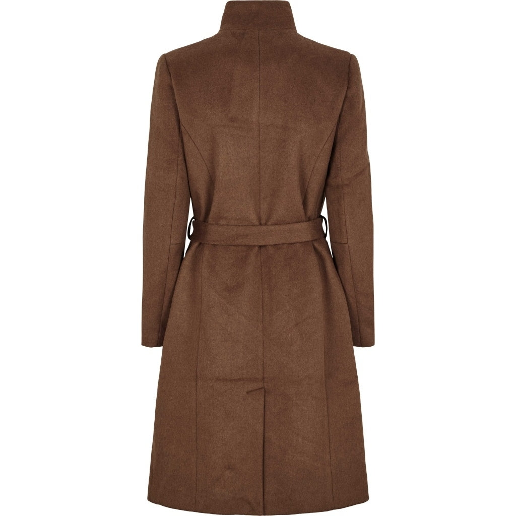 Bruuns Bazaar Women Jasmin Greta Coat Jacket Old Sand