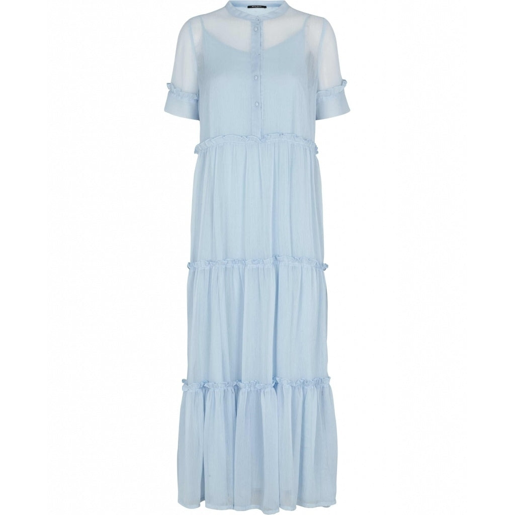 Bruuns Bazaar Women Marie Silje dress Dress Blue mist