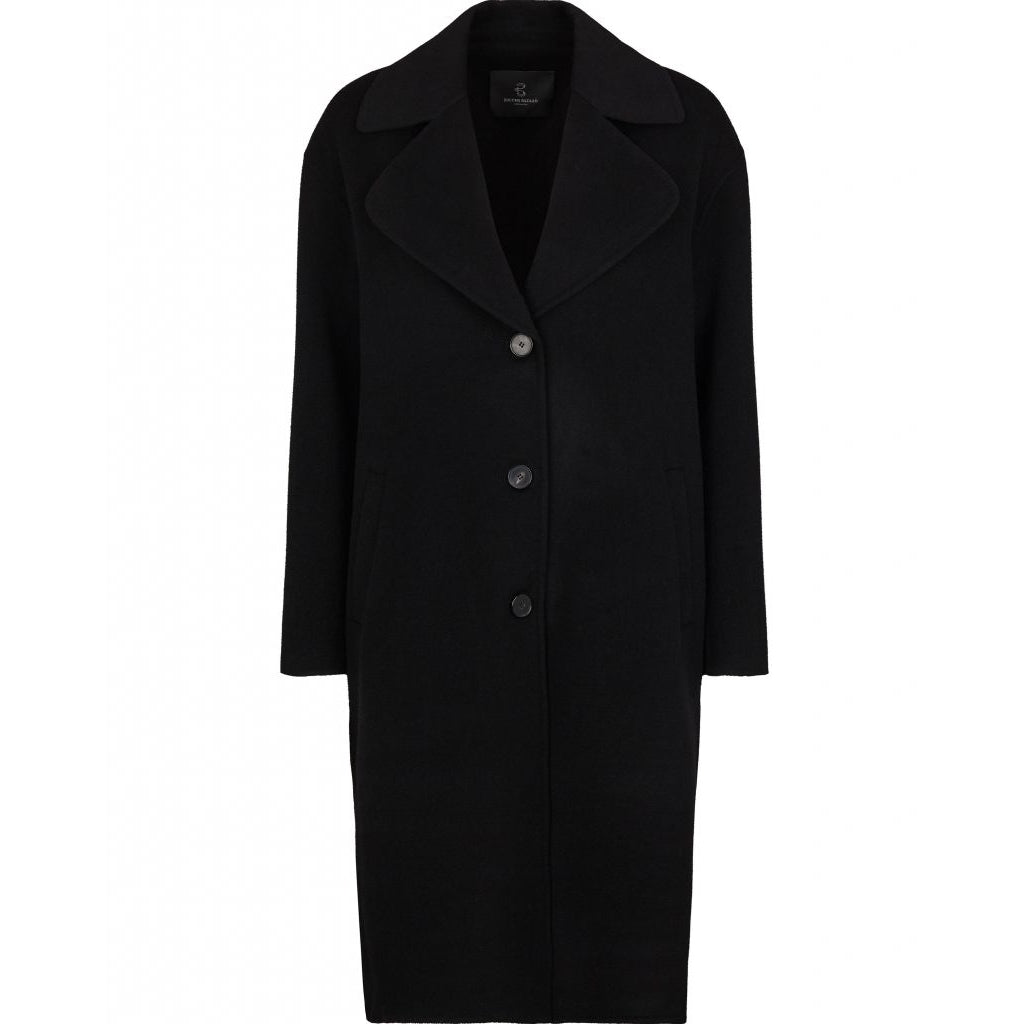 Bruuns Bazaar Women Oda Ida Coat Outerwear Black