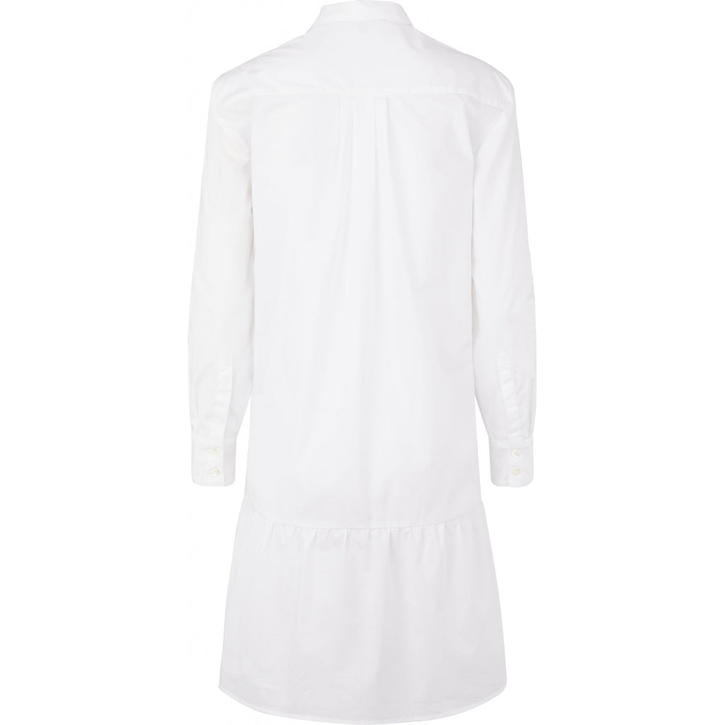 Bruuns Bazaar Women Rosa Allia Shirt Dress Dress White
