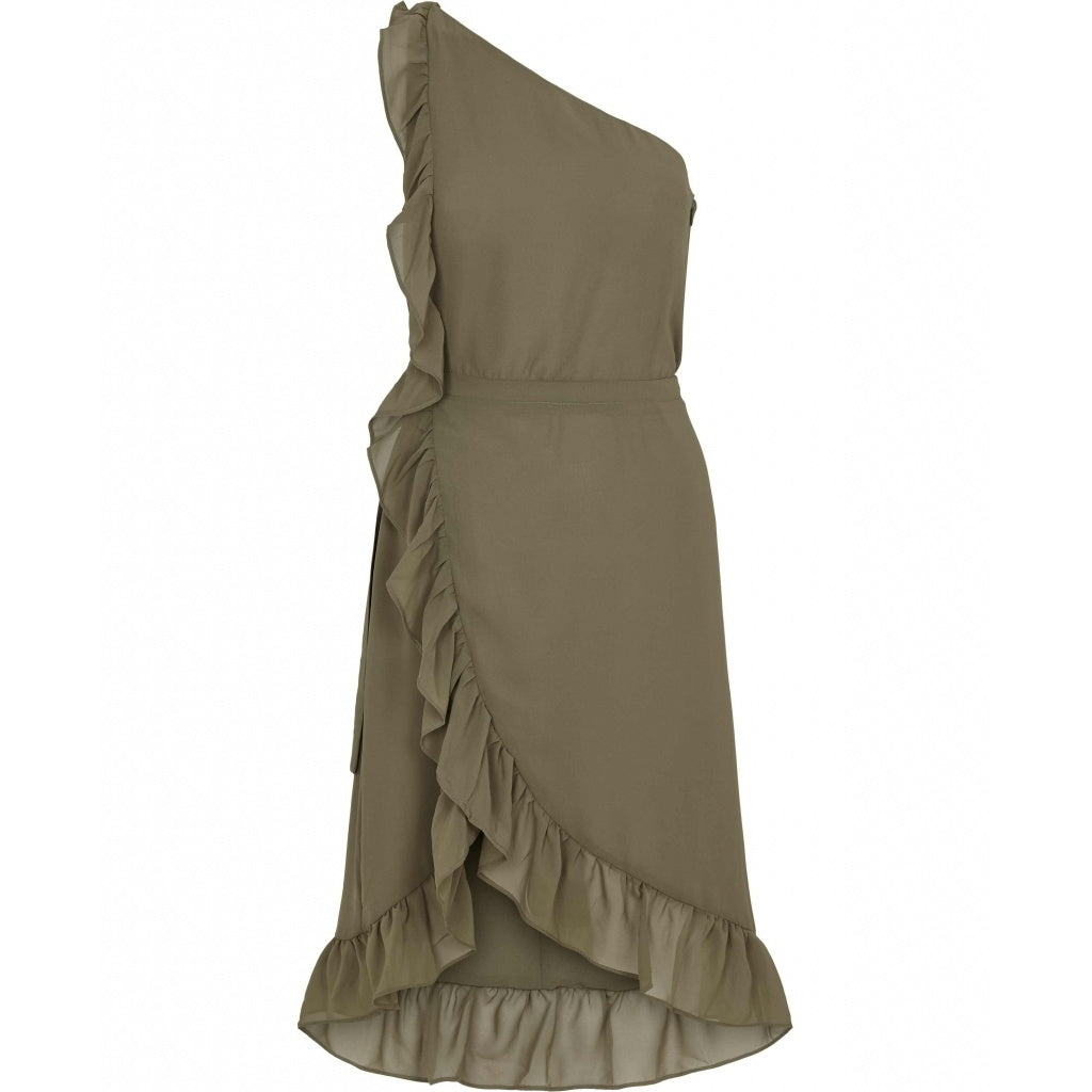 Bruuns Bazaar Women Rosalina Kendra Dress Dress Olive tree
