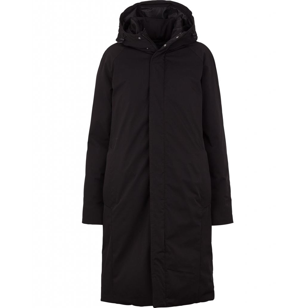Bruuns Bazaar Men Tor Coat Outerwear Navy