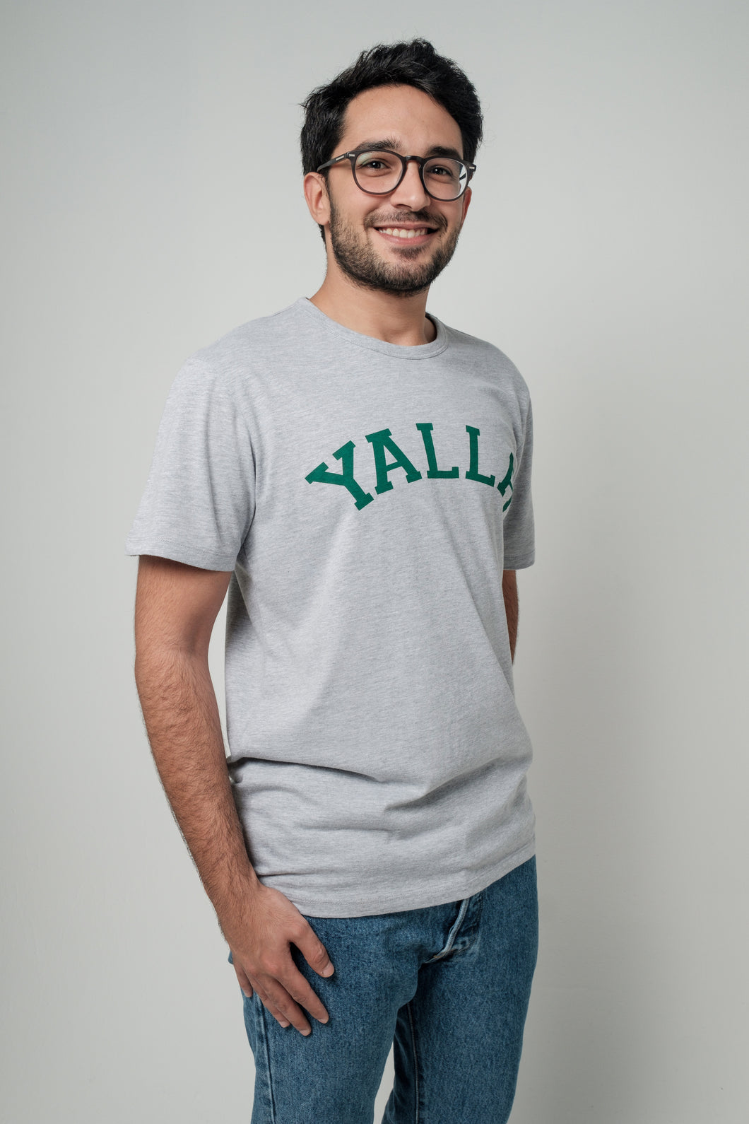 The Yalla University Tee (Him)