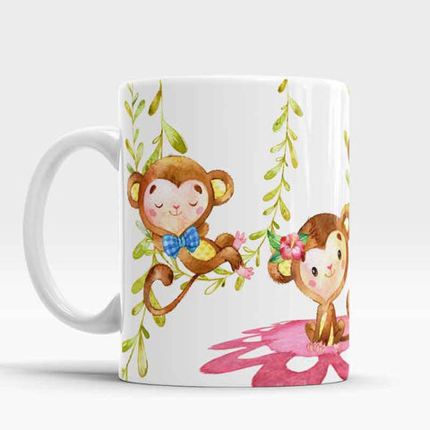 Monkeys Coffee tea Mug