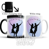 Boifriend gift Coffee Mug Here's to the Ones who Dream
