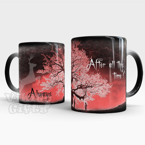 After all this time? Always! Gift for girlfriend Romantic gift idea