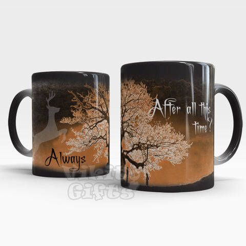 Always Quote Mug Romantic gift Valentine's day gift idea