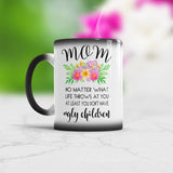 Funny Mothers Day from Daughter and Son Mother's day gift