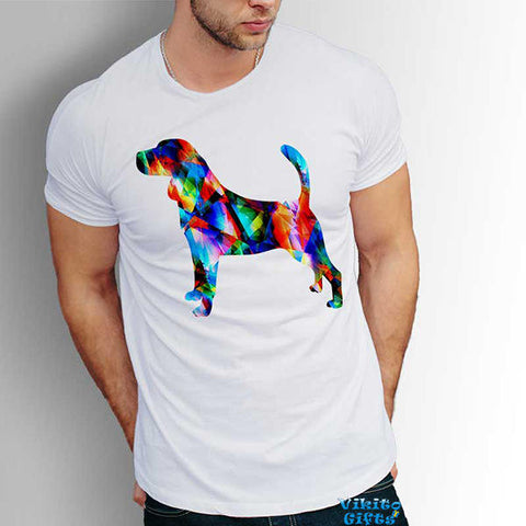 Beagle mens tshirt