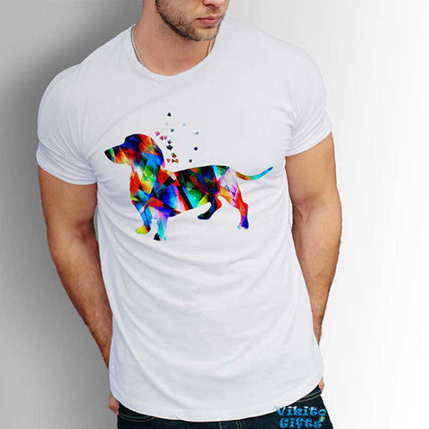 Dachshund Men's T-shirt