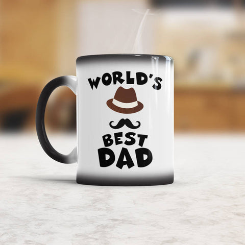 Worlds Best Dad mug Gifts for Dad