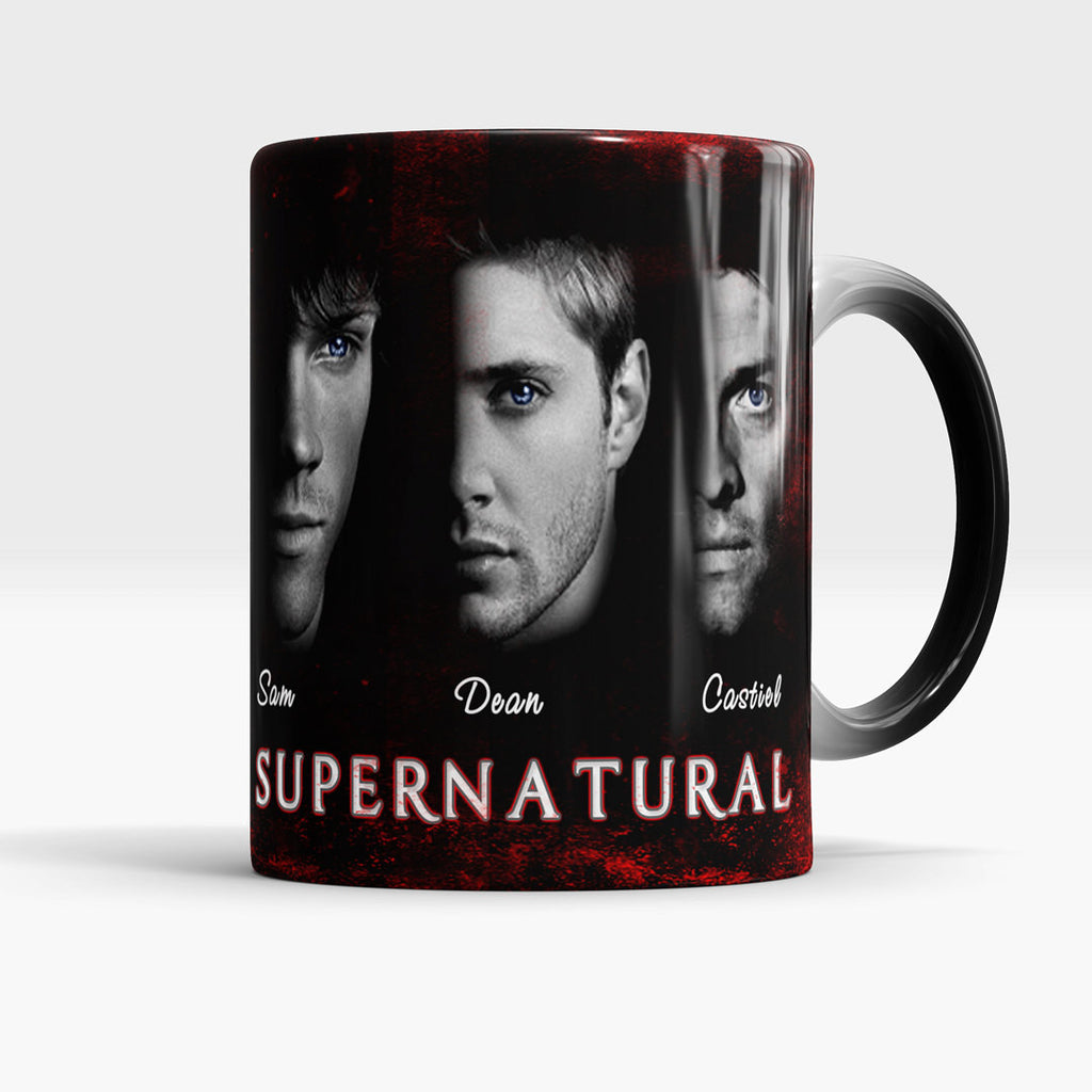 Demon Hunters Color changing mug coffee mug The perfect gift for all fans Supernatural