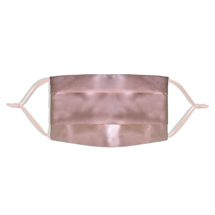 Slip - Silk Face Mask Covering - Pink