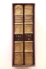 Cooks Voyages 1774_spines