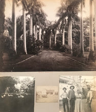 1890's Vintage Albumen Photographs And Personal Photos Of Hawaii