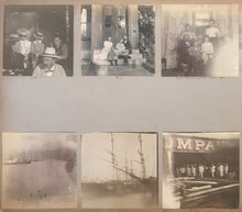 1900's Vintage Photos Of Hawaii Including Personal Chinatown Fire Snapshots