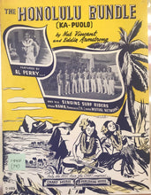 Hawaiian Sheet Music: 'THe Honolulu Bundle'