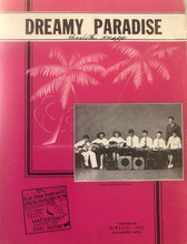 Hawaiian Sheet Music: 'Dreamy Paradise'
