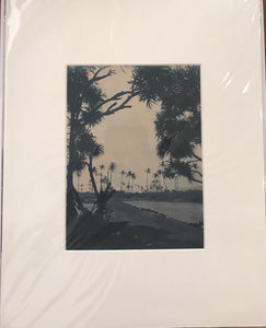 "1920 Original Photo ""Kalapana"" By Tai Sing Loo"