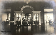 1918 Vintage Real Photo Post Card By Baker Of Haleiwa Hotel, Hawaii