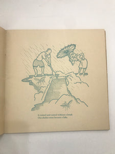 """We The Blitzed"" By Frances Baker, World War II Cartoons of Hawaii Very RARE"