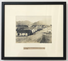1856 Vintage Photograph Of Fort Street Honolulu Hawaii