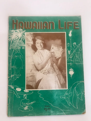 Hawaiian Life as Seen Through the Lenses of Hawaii's Cameramen 1942