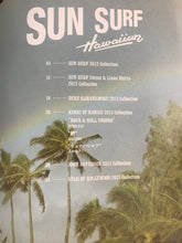 Sun Surf Hawaiian Summer 2013 Limited Edition Catalogue: Duke Kahanamoku