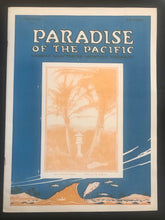 Paradise Of The Pacific, Hawaii's Illustrated Monthly Magazine January 1928