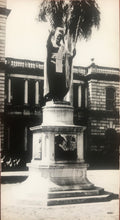 Vintage Photograph Of King Kamehameha Statue, Hawaii