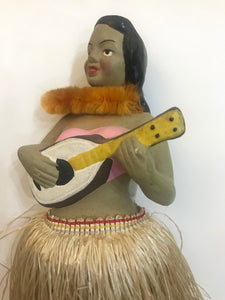 Hula Dancer Nodder 10""
