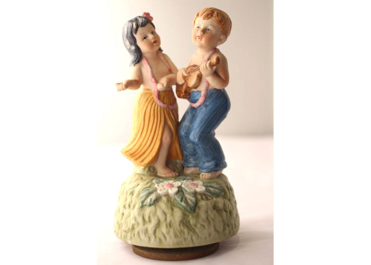 hula music box