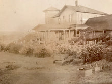 Volcano House   c. 1890 Ambumen Photo