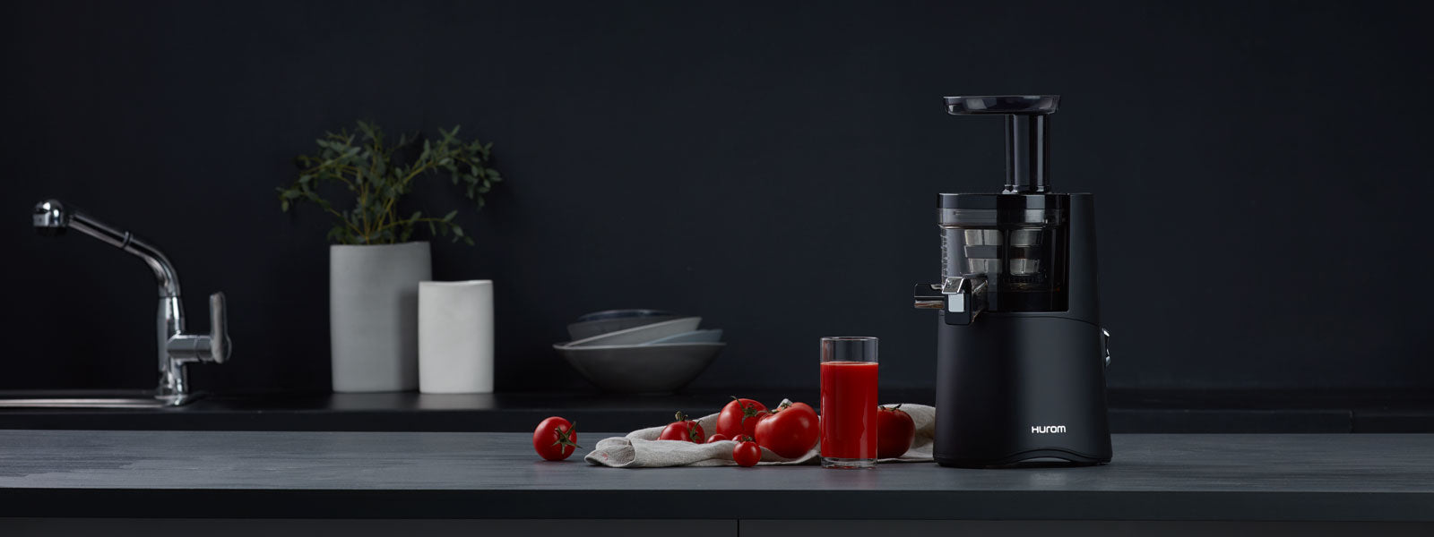 See Hurom HAA Juicer in action and how it can change the way you make juice.
