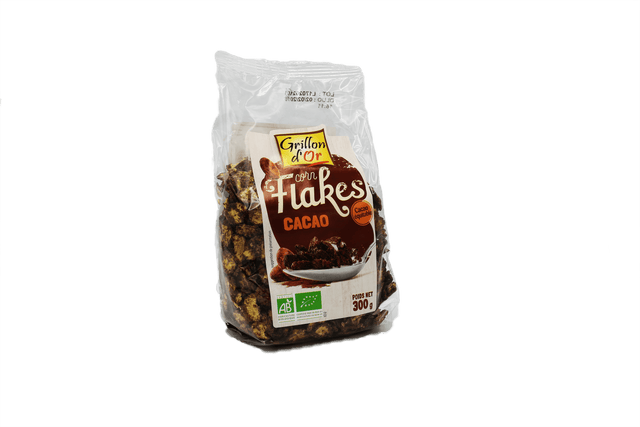 Corn flakes cacao