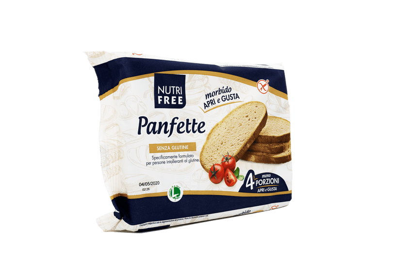 Panfette - wit brood