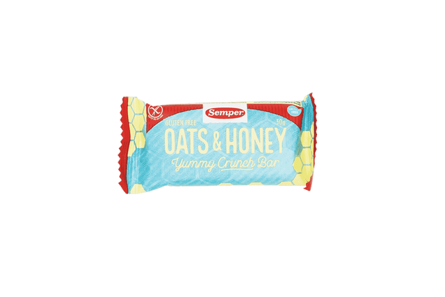 Oats & honey crunchy bar
