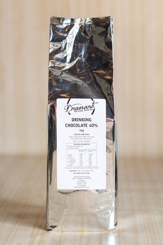40% COCOA DRINKING CHOCOLATE 1kg