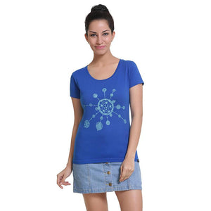 Womens Graphic T-Shirt: Aether