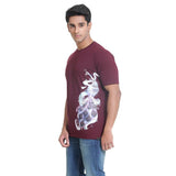 Mens Printed T-Shirt: Air