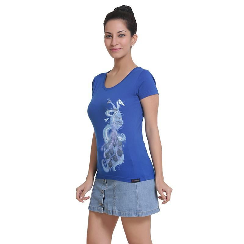 Womens Graphic T-Shirt: Air